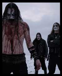Marduk tour Australia