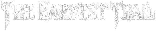 harvest trail logo text