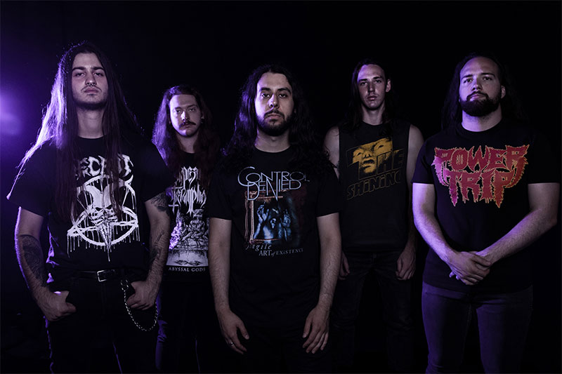Crypt Crawler Band Pic 01