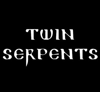twin serpents featured logo
